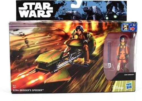 Disney Star Wars Ezra Bridger's Speeder 16x30cm