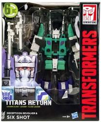 Transformers Titan Return