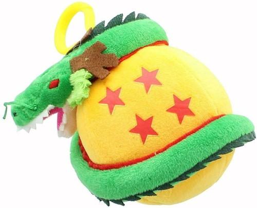Dragonball Z Pluche Bagclip Shenron 9cm