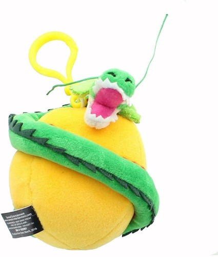 Dragonball Z Pluche Bagclip Shenron 9cm-2