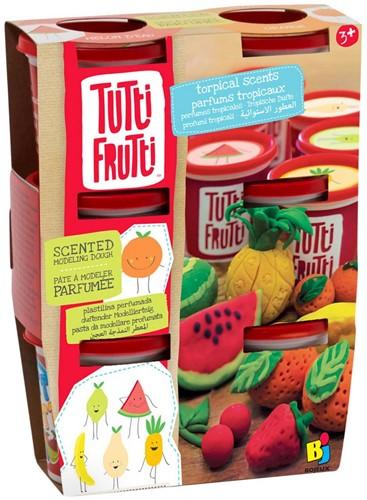 Tutti Frutti Tropical Scents Kleipot met geur 128gr./4,5oz 6-Pack 15x22cm