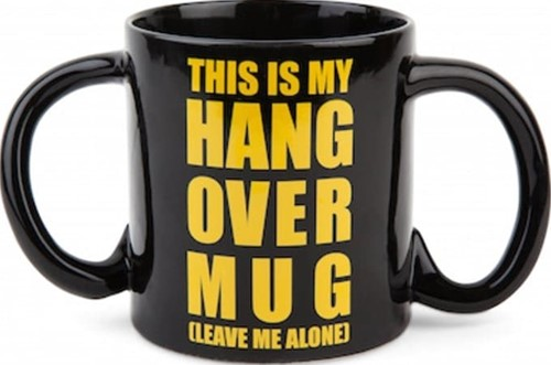 "Bigmouth Mok ""This is my Hangover"" XL 24OZ 11x21cm"