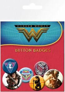 Button Pks Wonder Woman Movie Mix