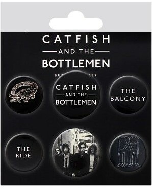 Button Pks Catfish And The Bottlemen Mix