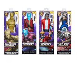 Guardians of the Galaxy TitanHero Figure 4 assorti
