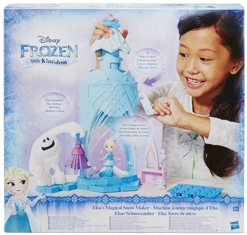 Disney Frozen Elsa's Magical Snow Maker 33x35cm
