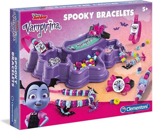 Clementoni Disney Junior Vampirina creatieve set griezelige armbanden