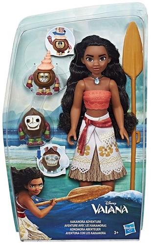 Disney Princess Vaiana kakamora adventure 19x32cm