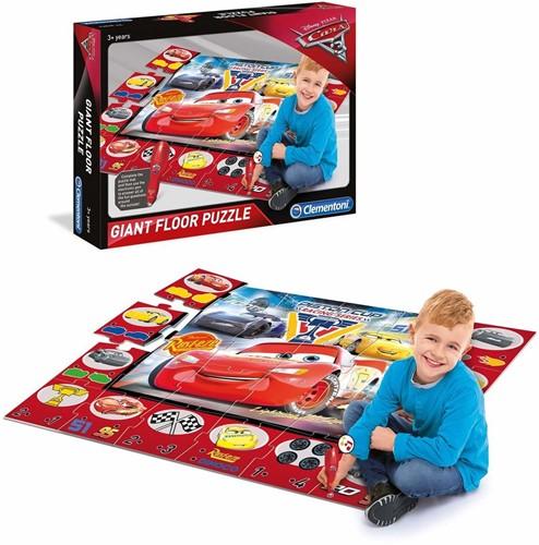 Clementoni Disney Cars 3 Vloerpuzzel