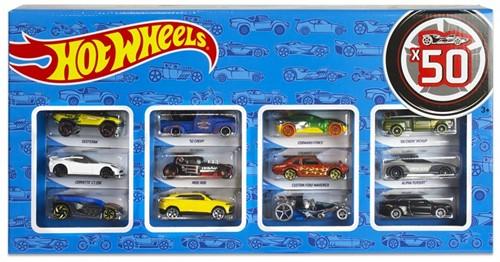 Hot Wheels Die cast voertuigen 1:64 groot assortiment