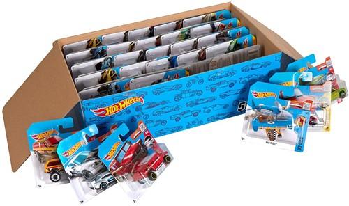 Hot Wheels Die cast voertuigen 1:64 groot assortiment-2