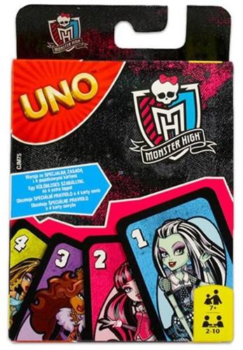 UNO Monster High (PL/H/CZ/SK)