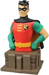 DC Statue Batman Animated Series Robin Bust 14x18cm