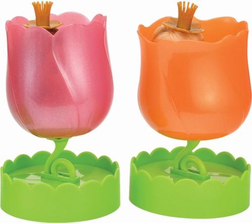 Floraly Girls Petunia & Rose Set of 2 14cm-3