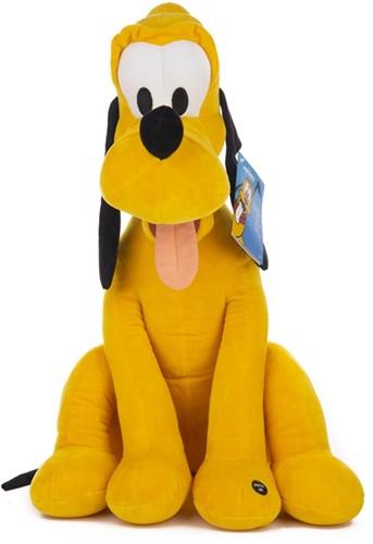 Disney Puche Pluto met geluid 48cm
