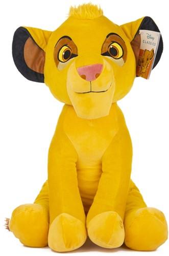 Disney Puche Simba met geluid 48cm