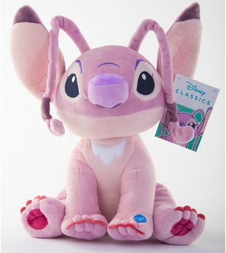 Disney Lilo & Stitch Pluche Angel met geluid 45cm