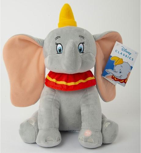 Disney Pluche Dumbo met geluid 31cm