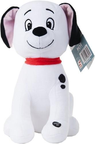 Disney Pluche Dalmatier met geluid 28cm