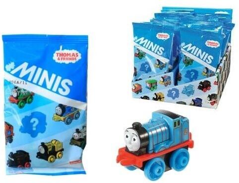 Blind Bag Thomas & Friends Minis verzamelfiguur assorti in display 5cm