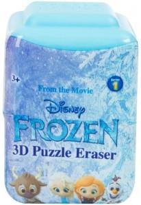 Disney Frozen 3D Puzzel Gum 7 assorti in display (24) 4,5x6cm-2