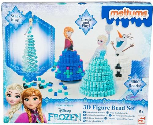 Disney Frozen Meltums 3D Figuur Strijkkralen Set 24x29cm
