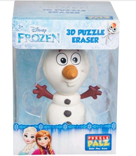 Disney Frozen Olaf 3D Puzzel Gum XL 9x12cm