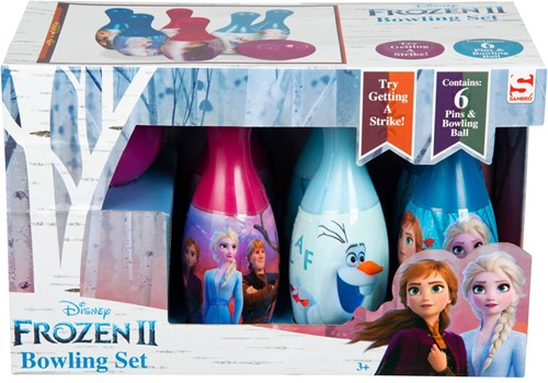 Frozen 2 Bowlingset 19x31cm