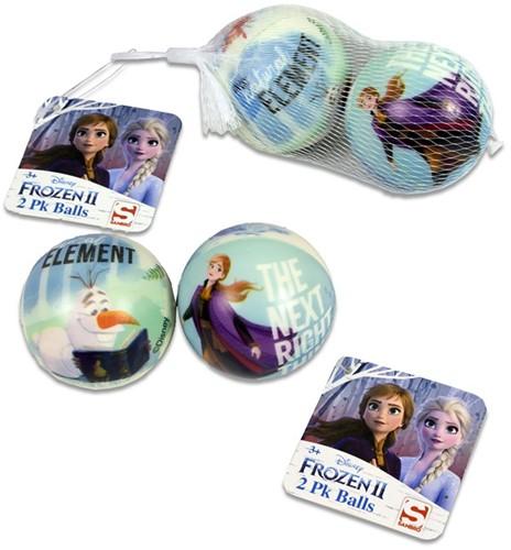 Disney Frozen 2 PU balletjes Design 2 2-Pack 6,5cm