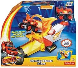 Fisher-Price Blaze Die-Cast Racebaan 28x33cm