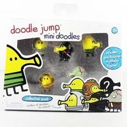 Doodle Jump Mini Doodles Collector pack 14x19cm