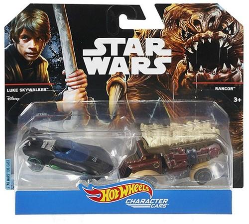 Star Wars Roque One Voertuig 2-Pack Luke Skywalker + Rancor