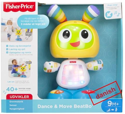 Fisher-Price Dance & Move BeatBo Danmark