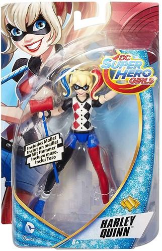 DC Comics - Super Hero Girls - Harley Quinn met hamer