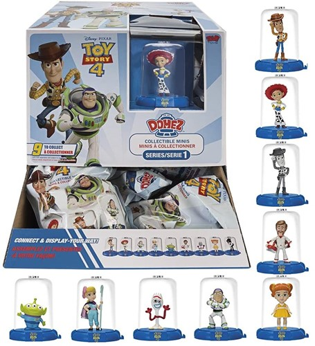 Disney Toy Story 4 Verzamelfiguur Blindbag assorti in Display