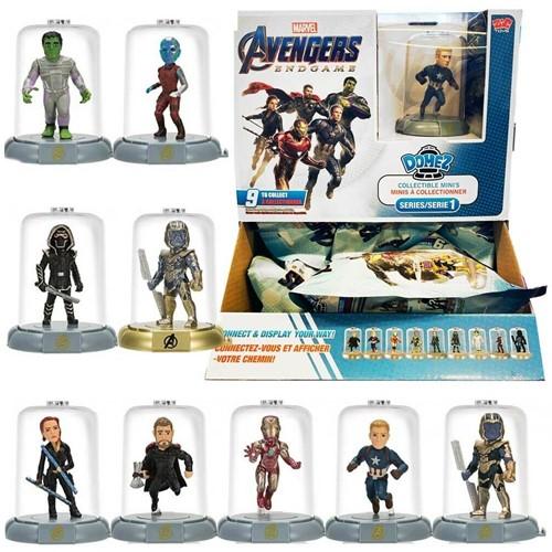 Marvel Avengers Verzamelfiguur 7cm Blindbag assorti in Display
