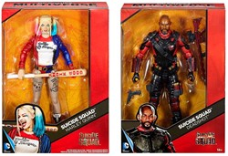 DC Comics Suicide Squad 2 assorti 23x34cm