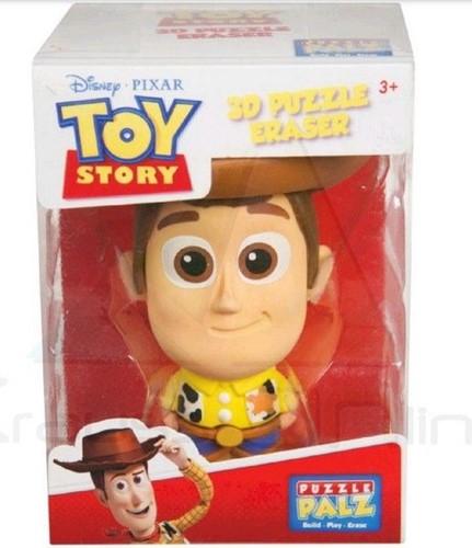 Toy Story Woody 3D Puzzel Gum XL 9x12cm