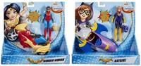 DC Super Hero Girls Actie Figuren 2 assorti (rollend)
