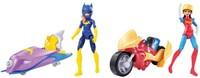 DC Super Hero Girls Actie Figuren 2 assorti (rollend)-2