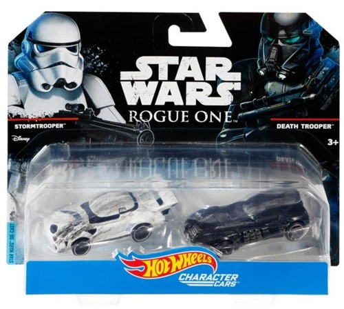 Star Wars Roque One Voertuig 2-Pack Stormtrooper + Death Trooper