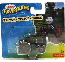 Thomas & Friends Lokomotief Trevor 6cm