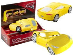 Disney Cars 3 Super Crash Cruz Ramirez 19x22cm