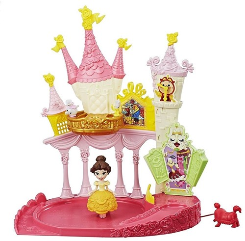 Disney Princess Little Kingdom Dance'n Twirl Ballroom 25x30cm-2
