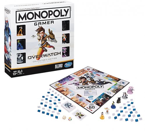 Monopoly Overwatch (FR)