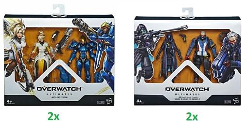 Overwatch Ultimates Action Figures 2-Pack 2 assorti