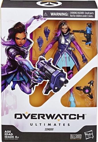 Overwatch Ultimates Sombra Action Figure 15,5x23cm