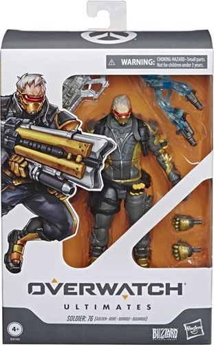 Overwatch Ultimates Soldier 76 Action Figure 15,5x23cm