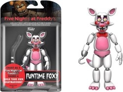 """Funko XL Articulated Fig Five Nights at Freddy's 5"""" FT Foxy"""