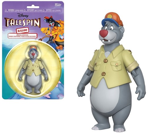 Funko Action Fig. Disney Afternoons Baloo